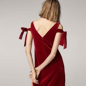 NWT Limited Edition Massimo Dutti Dress sz 8